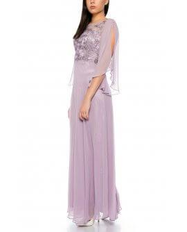 Kleid R8130-Flieder