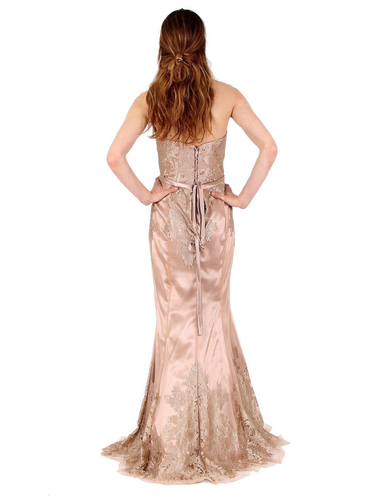 Meerjungfrau kleid abendmode
