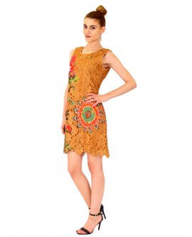 101 Idees Kleid A1123 * Autumn